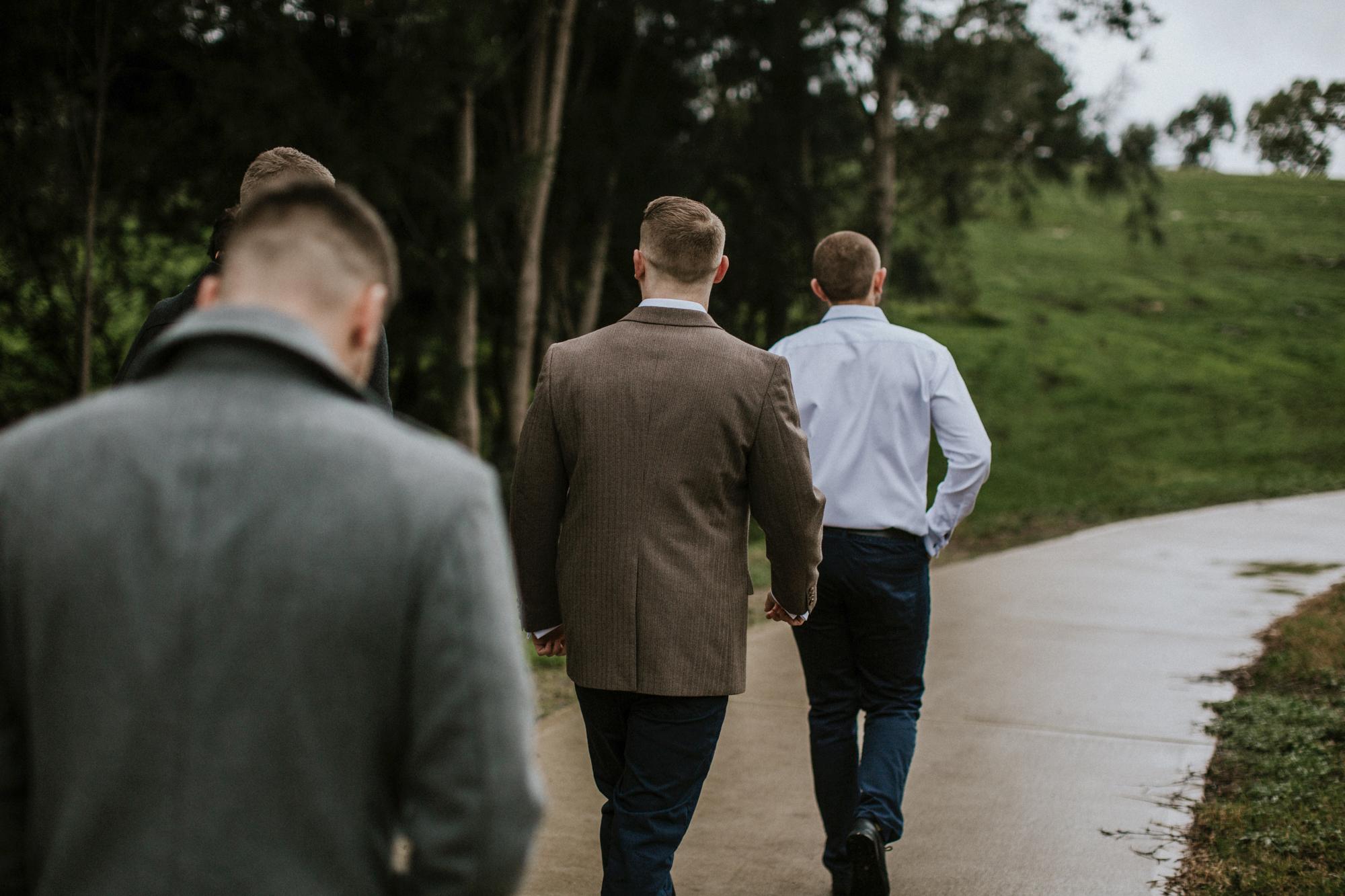 Dan evans wedding